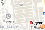Схема проезда до компании Магазин столешниц для кухни в Тарках