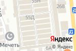Схема проезда до компании Магазин мебели в Тарках