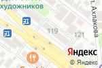 Схема проезда до компании Управление Федеральной миграционной службы России по Республике Дагестан в Махачкале