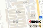 Схема проезда до компании Магазин корпусной мебели в Тарках