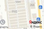 Схема проезда до компании Магазин тканей в Тарках