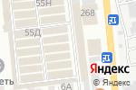 Схема проезда до компании Эксклюзив в Тарках