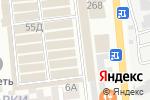 Схема проезда до компании Магазин евротканей в Тарках