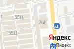 Схема проезда до компании Престиж в Тарках