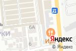 Схема проезда до компании Sofa Room в Тарках