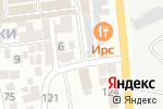 Схема проезда до компании Магазин мягкой мебели в Тарках