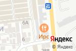 Схема проезда до компании Мебельный магазин в Тарках