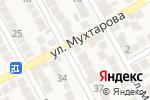 Схема проезда до компании Автомойка в Новом Кяхулае