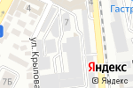 Схема проезда до компании ИМПЕРИЯ в Махачкале
