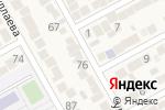 Схема проезда до компании Мясной магазин в Новом Кяхулае