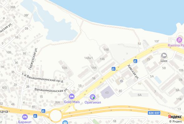 жилой комплекс Ак Гёль