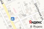 Схема проезда до компании Арт-Декор в Новом Хушете