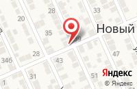 Схема проезда до компании Сотас в Новом Хушете