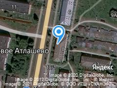 Чебоксарский район, поселок Новое Атлашево, улица 70 лет Октября, д. 8