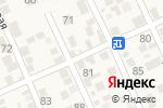 Схема проезда до компании Продовольственный магазин в Новом Хушете