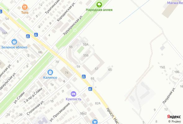 жилой комплекс Алые паруса