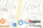 Схема проезда до компании Тайба в Каспийске
