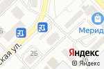 Схема проезда до компании Мармарис в Каспийске