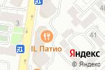 Схема проезда до компании Каспий-Сити в Каспийске