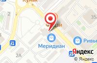 Схема проезда до компании Тахида в Каспийске