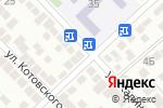 Схема проезда до компании БАРАКАТ в Каспийске