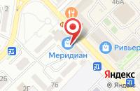 Схема проезда до компании Элит в Каспийске