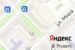 Схема проезда до компании Умничка в Каспийске