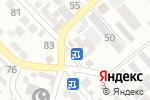 Схема проезда до компании Сотас в Каспийске