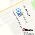 Администрация Азяковского сельского поселения на карте Йошкар-Олы
