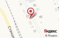 Схема проезда до компании Крона в Краснооктябрьском