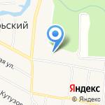 Краснооктябрьский центр культуры на карте Йошкар-Олы