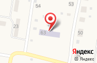 Схема проезда до компании Яблонька в Краснооктябрьском