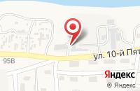 Схема проезда до компании Пожарно-спасательная часть №10 в Николаевке