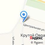 Кирпичная база на карте Йошкар-Олы