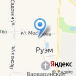 Медведевская центральная районная аптека №44 на карте Йошкар-Олы