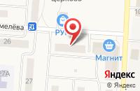 Схема проезда до компании Орбита в Руэм