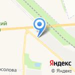Автоэлектрика 12/RUS на карте Йошкар-Олы