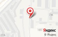 Схема проезда до компании Лайт Стоун в Медведево