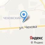 Марийский республиканский центр по гидрометеорологии и мониторингу окружающей среды на карте Йошкар-Олы