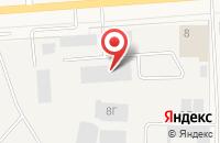 Схема проезда до компании Газпром Газораспределение Йошкар-Ола в Медведево