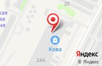 Схема проезда до компании ЭкоДез в Медведево