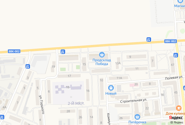 продажа квартир ул. Полевая