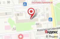 Схема проезда до компании ОГИБДД МО МВД Медведевский в Медведево