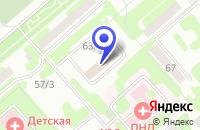 Схема проезда до компании ГЛЯНЦЕВЫЙ ЖУРНАЛ SОЛЯНКА в Балакове