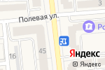 Схема проезда до компании 7цветик в Медведево