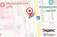 Схема проезда до компании Мастерская по ремонту обуви в Медведево