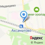 Отдел образования и по делам молодежи на карте Йошкар-Олы