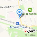 Печатный Дом Мерзляковых на карте Йошкар-Олы