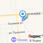 Медведевский районный дом детского творчества на карте Йошкар-Олы