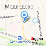 Аварийно-диспетчерская служба на карте Йошкар-Олы